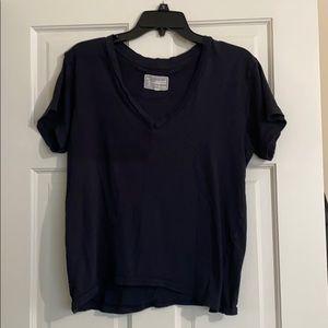 Current Elliott black t-shirt